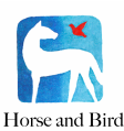Horse and Bird