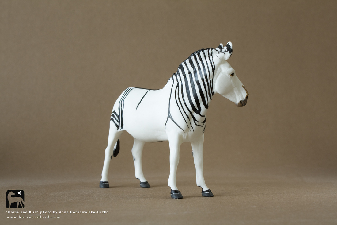 grévy u0027s zebra painting tutorial part 1 horse and bird